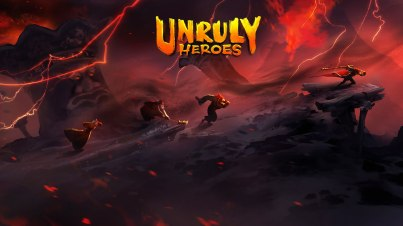 Unruly Heroes 012
