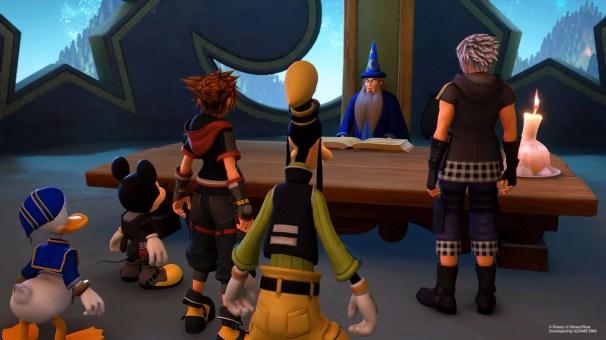 Kingdom Hearts III 12