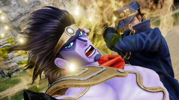 Jump Force Jotaro Kujo Screen 1