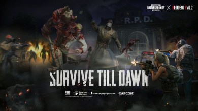 Photo of PUBG Mobile e Resident Evil 2 se unem em modo Survive Till Dawn