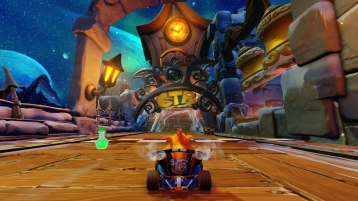 Crash Team Racing Nitro-Fueled - Crash Nitro Kart - CNK Clockwork Wumpa (2)