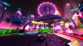 Crash Team Racing Nitro-Fueled - Crash Nitro Kart - CNK Electron Avenue (3)