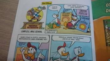 Pato Donald Ed Zero - Culturama - 12