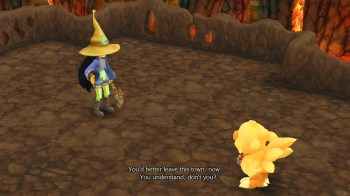 Chocobos Mystery Dungeon Every Buddy 23