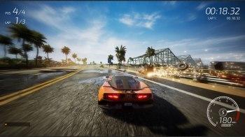 Dangerous Driving - Orange_Supercar_Crash