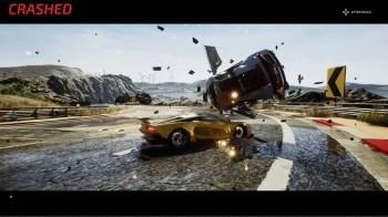 Dangerous Driving - Yellow_supercar_Crash_2