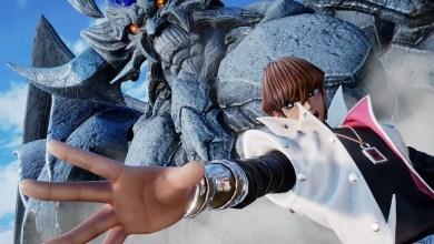 Photo of Veja Seto Kaiba, de Yu-Gi-Oh!, em ação no novo trailer de JUMP FORCE
