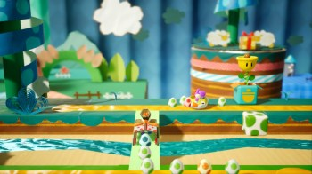 Yoshis Crafted World 31