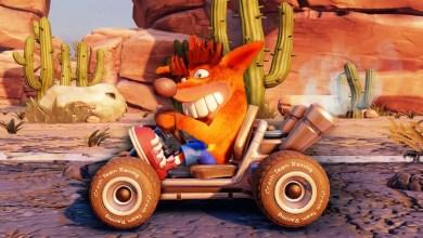 Photo of Crash Team Racing Nitro-Fueled terá opções de customização