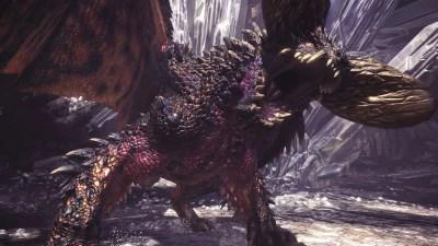 Monster Hunter World Iceborne Expansion - Arch-Tempered Nergigante