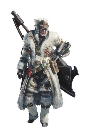 Monster Hunter World Iceborne Expansion - EX-Hunter-Armor-Set-Male