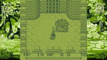 Collection of Mana - Final Fantasy Adventure 9
