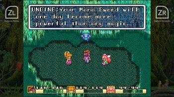 Collection of Mana - Secret of Mana 7