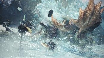 Monster Hunter World Iceborne - Banbaro 2