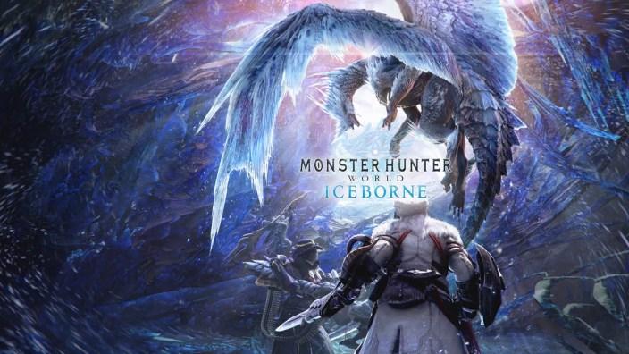 Monster Hunter World Iceborne Key Visual