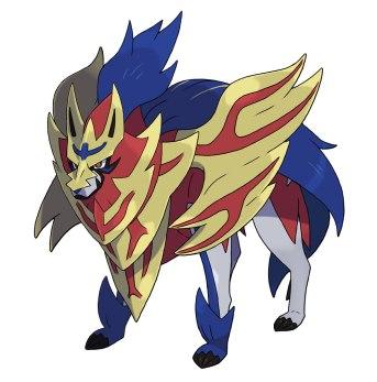 Pokemon Sword Shield - Zamazenta