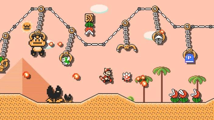 Super Mario Maker 2 Switch 10
