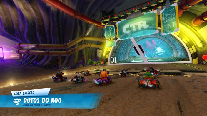 Crash Team Racing Nitro-Fueled (25)