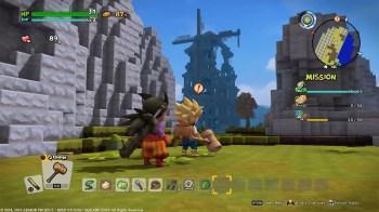 Dragon Quest Builders 2 - 01