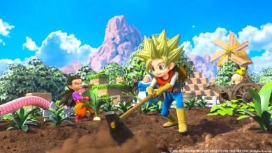 Foto de Dragon Quest Builders 2 tem construções e aventura RPG