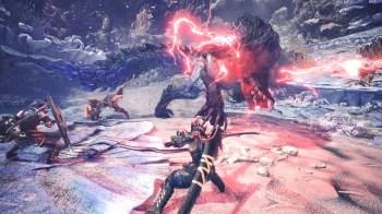 Monster Hunter World Iceborn - Ebony Odogaron 01