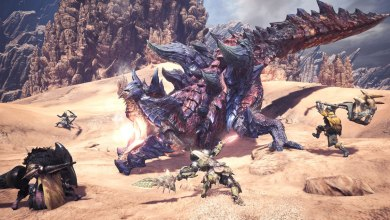 Photo of Glavenus e mais novidades para Monster Hunter World: Iceborne