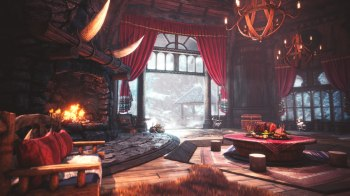 Monster Hunter World Iceborn - Seliana - Your Room