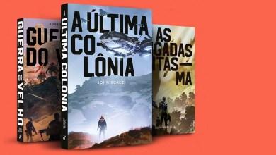 Foto de A Última Colônia, 3º livro da saga Guerra do Velho sai esta semana