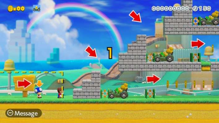 Super Mario Maker 2 Analise Review