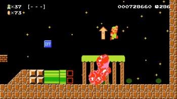 Super Mario Maker 2 - 55