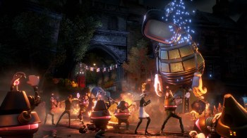 We Happy Few DLC 1 - They Came From Below 10 village2