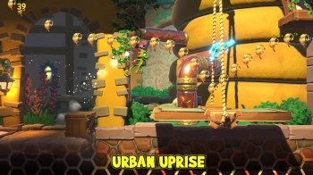 Yooka-Laylee and the Impossible Lair - Urban Uprise