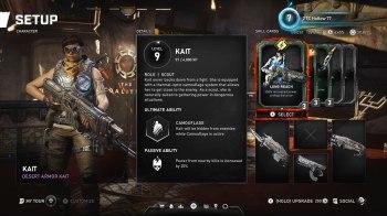 Gears 5 Horda - Character Setup
