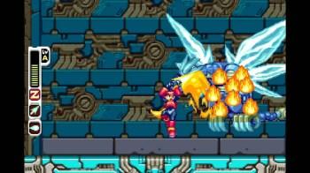 Mega Man Zero ZX Legacy Collection 02