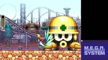 Mega Man Zero ZX Legacy Collection 04