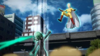 One Punch Man A Hero Nobody Knows - 17