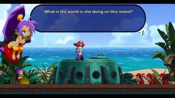 Shantae and the Seven Sirens Screen 1
