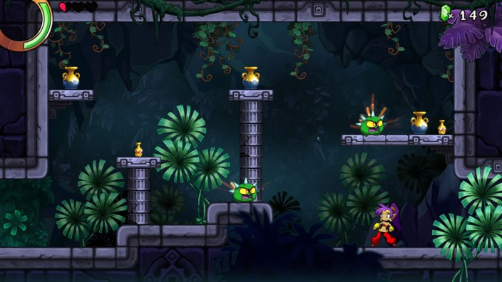 Shantae and the Seven Sirens Screen 5