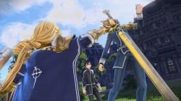 Sword Art Online Alicization Lycoris - 02