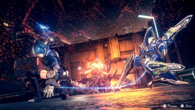 Photo of Análise   Astral Chain