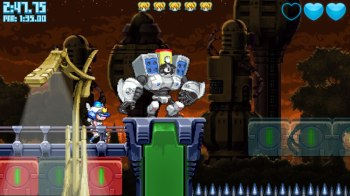 Mighty Switch Force Collection - 45