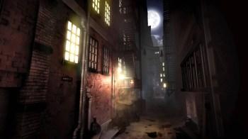 Blacksad Under the Skin - NewYork_Alley