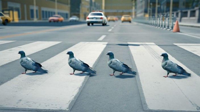 Pigeon Simulator 1