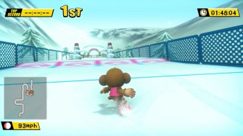 Super Monkey Ball Banana Blitz HD - 01