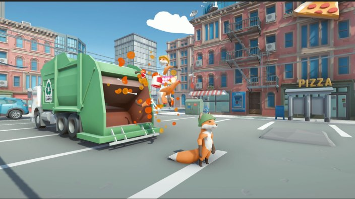 Trash Bandits 1