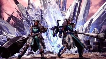 Monster Hunter World Iceborne Collab-Banuk_Armor