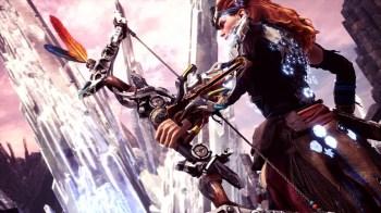 Monster Hunter World Iceborne Collab-Shieldweaver_Aloys_Bow
