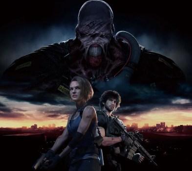 Resident Evil 3 Keyart