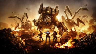 Foto de Protagonizado por Gabe Diaz, Gears Tactics já está disponível para PC