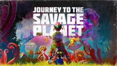 Foto de Journey to the Savage Planet, última chamada para o voo interestelar rumo à AR-Y 26